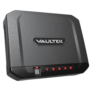 Vaultek VT10i Portable Biometric, Bluetooth & Electronic Smart Handgun Safe