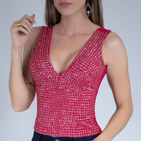 Women's Limited Cristal Pink Top, 31726