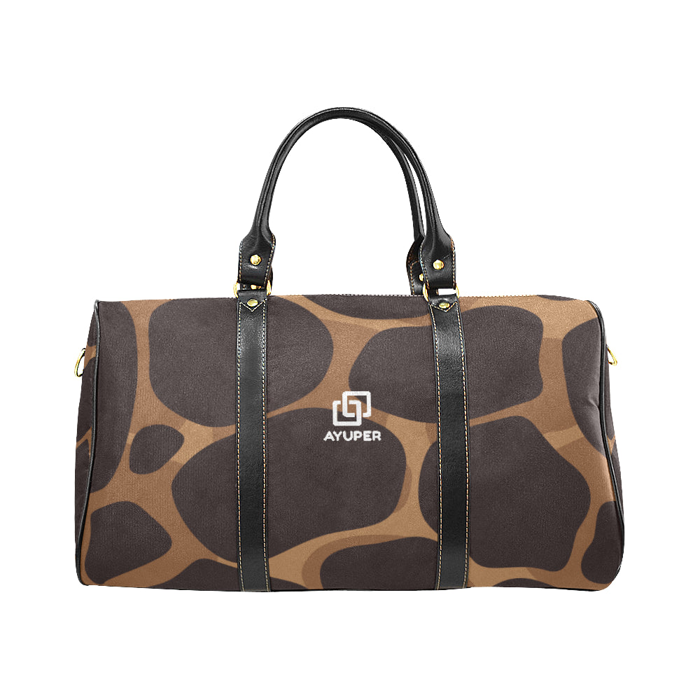 Leopard Waterproof Travel Bag - Ayuper