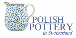 Polish Pottery in Switzerland