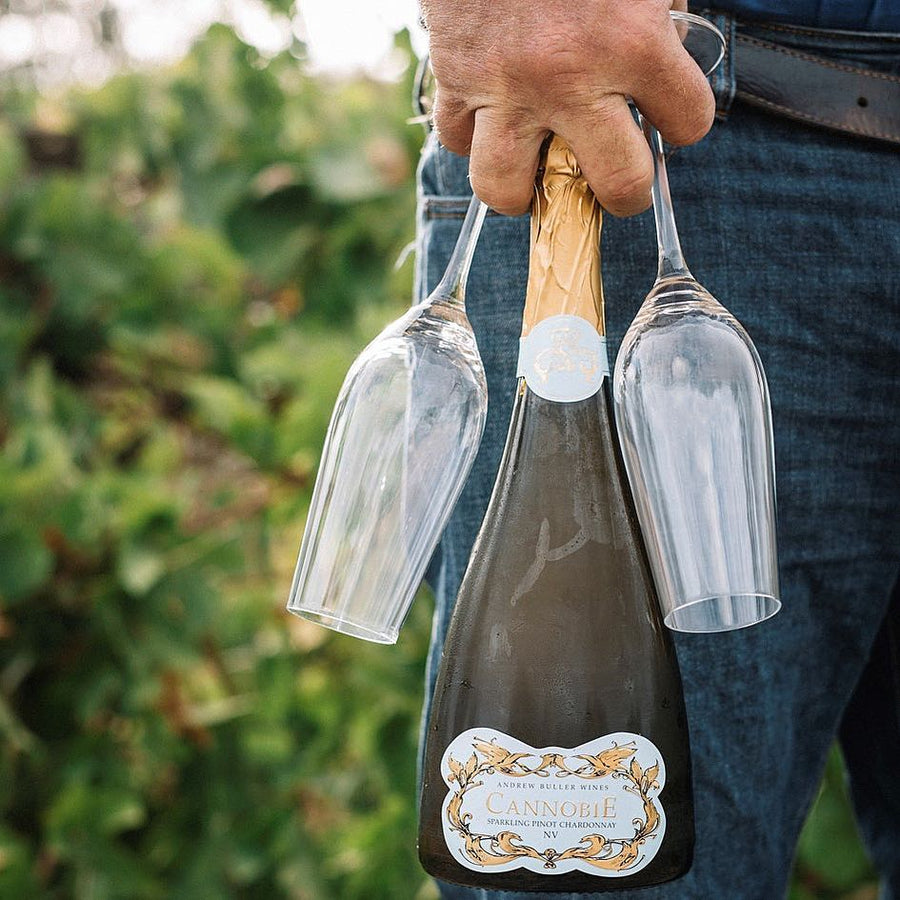 Sparkling Pinot Chardonnay NV-Andrew Buller Wines