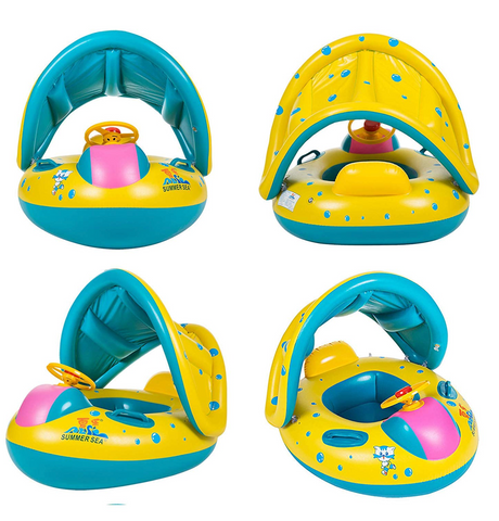 Image of Summer Sea Baby Float
