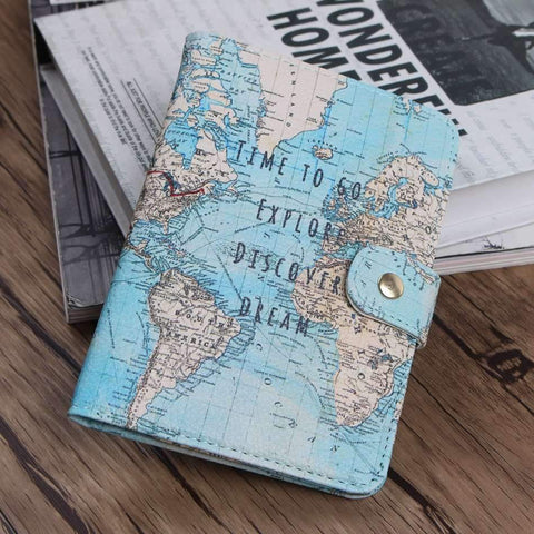Image of Passport Cover