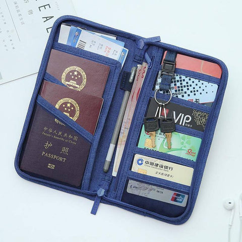 Documents Travel Wallet