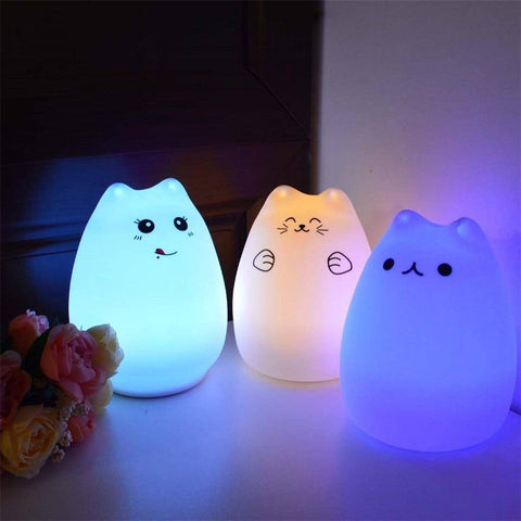 Image of Kitty Lamp