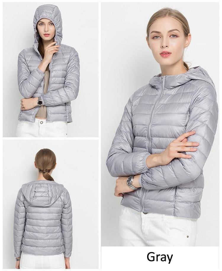 UltraLight Packable Jacket (Women)