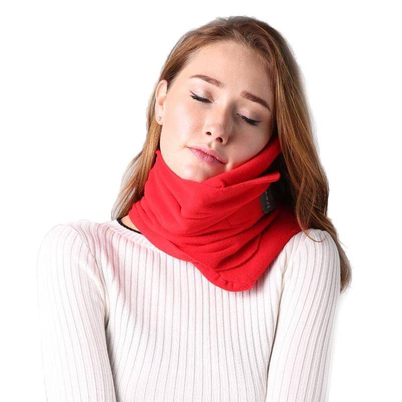 Travel Pillow Scarf