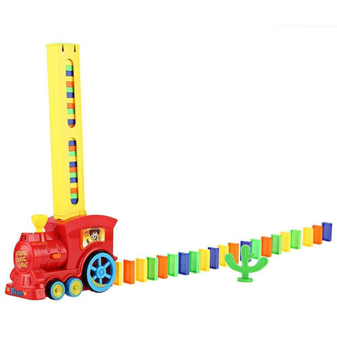Image of Domino Train Toy