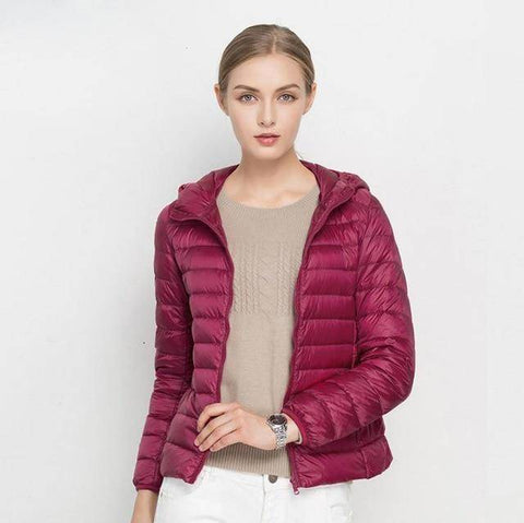 Image of UltraLight Packable Jacket (Women)