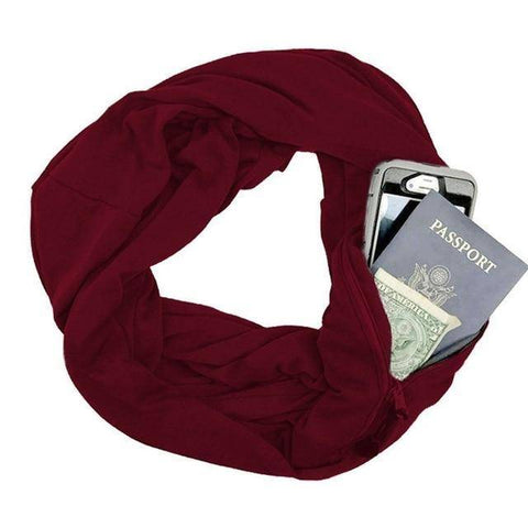 Image of Secret Pocket Scarf