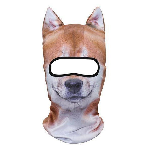 3D Animal Balaclava