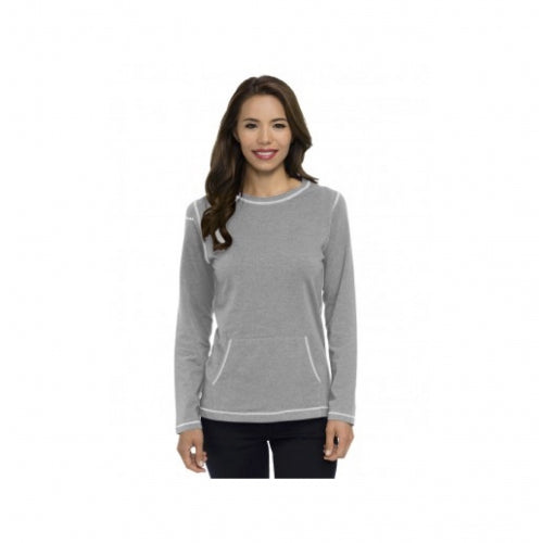NCL Ladies Crew Neck Long Sleeve Shirt