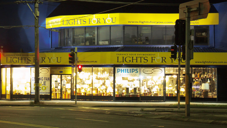 Brand New Website for Lights For You