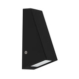 HV3602-BLK - HV3605-BLK -Taper Black Wedge Wall Light