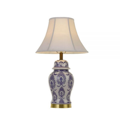 buy telbix YANG Table Lamp BL WH from Lights For You online