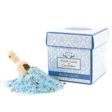 Fresh Linen & Cucumber Scented Bath Salt 350g