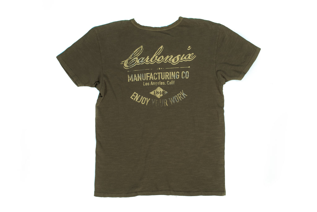 Carbonsix Mfg Co. T-Shirt