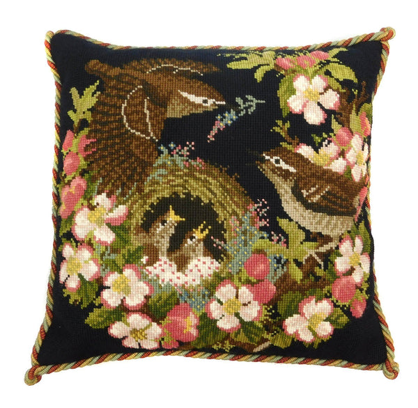 Apple Blossom Needlepoint Kit Elizabeth Bradley Design