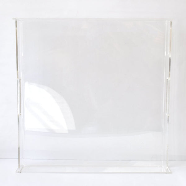 Large Acrylic Tray Accessories Elizabeth Bradley Design