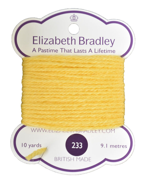Tapestry Wool Colour 233 Tapestry Wool Elizabeth Bradley Design