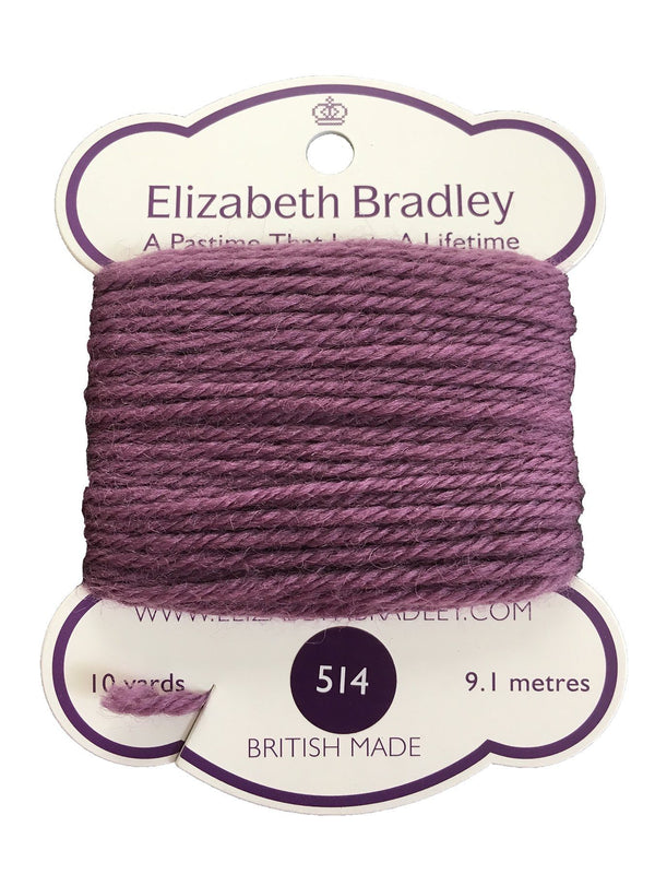 Tapestry Wool Colour 514 Tapestry Wool Elizabeth Bradley Design
