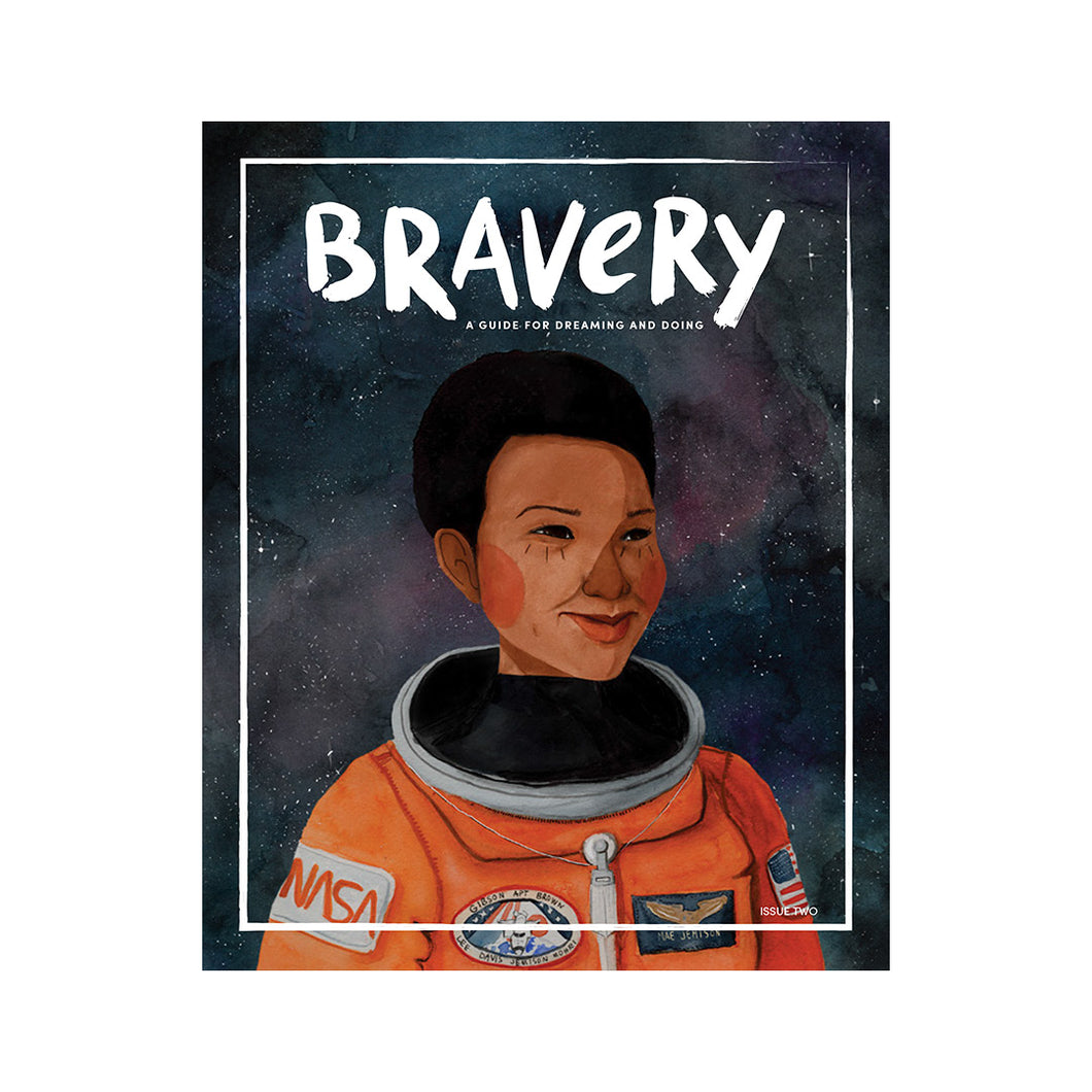 Issue two | Mae Jemison - SOLD OUT