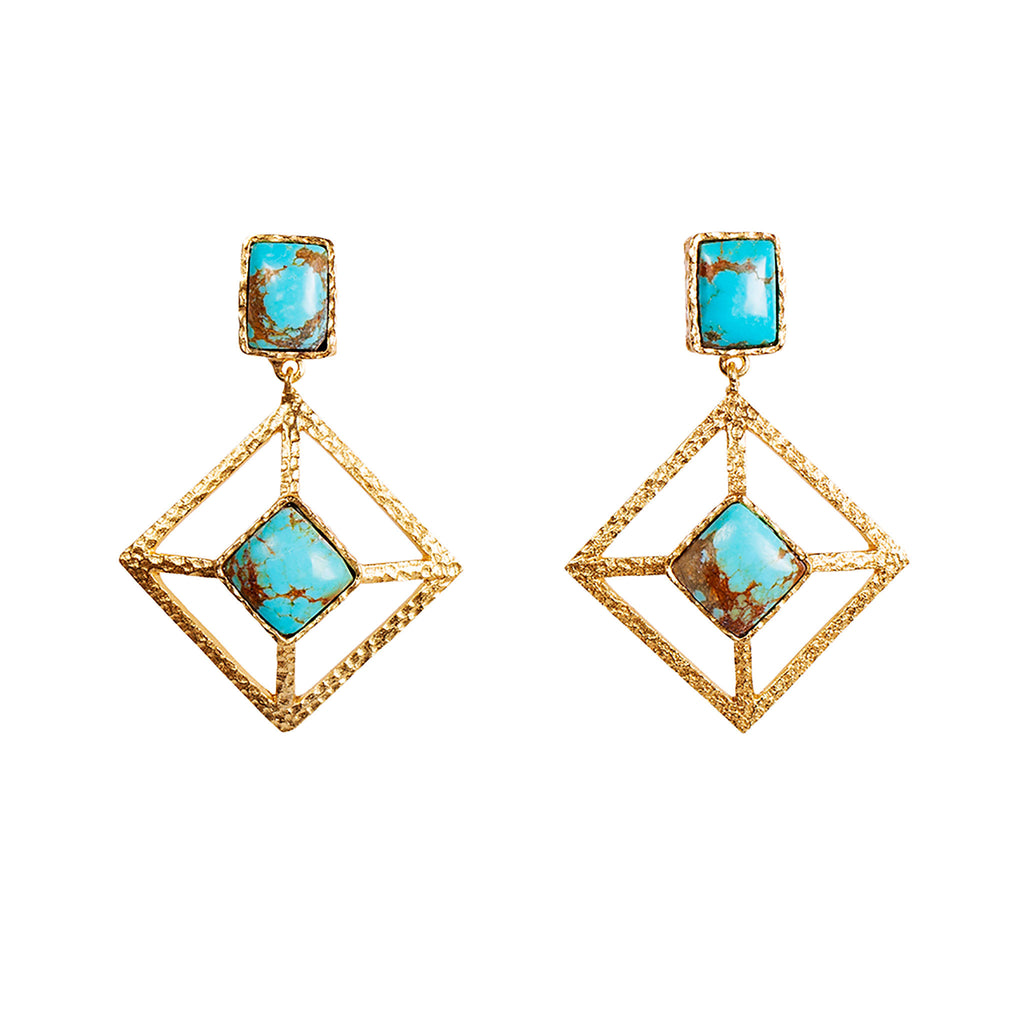 Miloxs Earrings - Christina Greene LLC