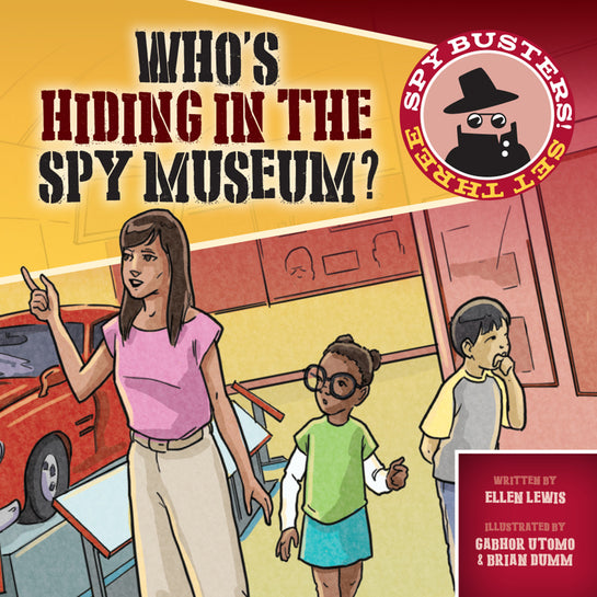 Who's Hiding in the Spy Museum?