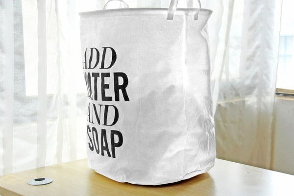 Foldable Waterproof Laundry Basket Laundry Bag Clothes Storage Bag