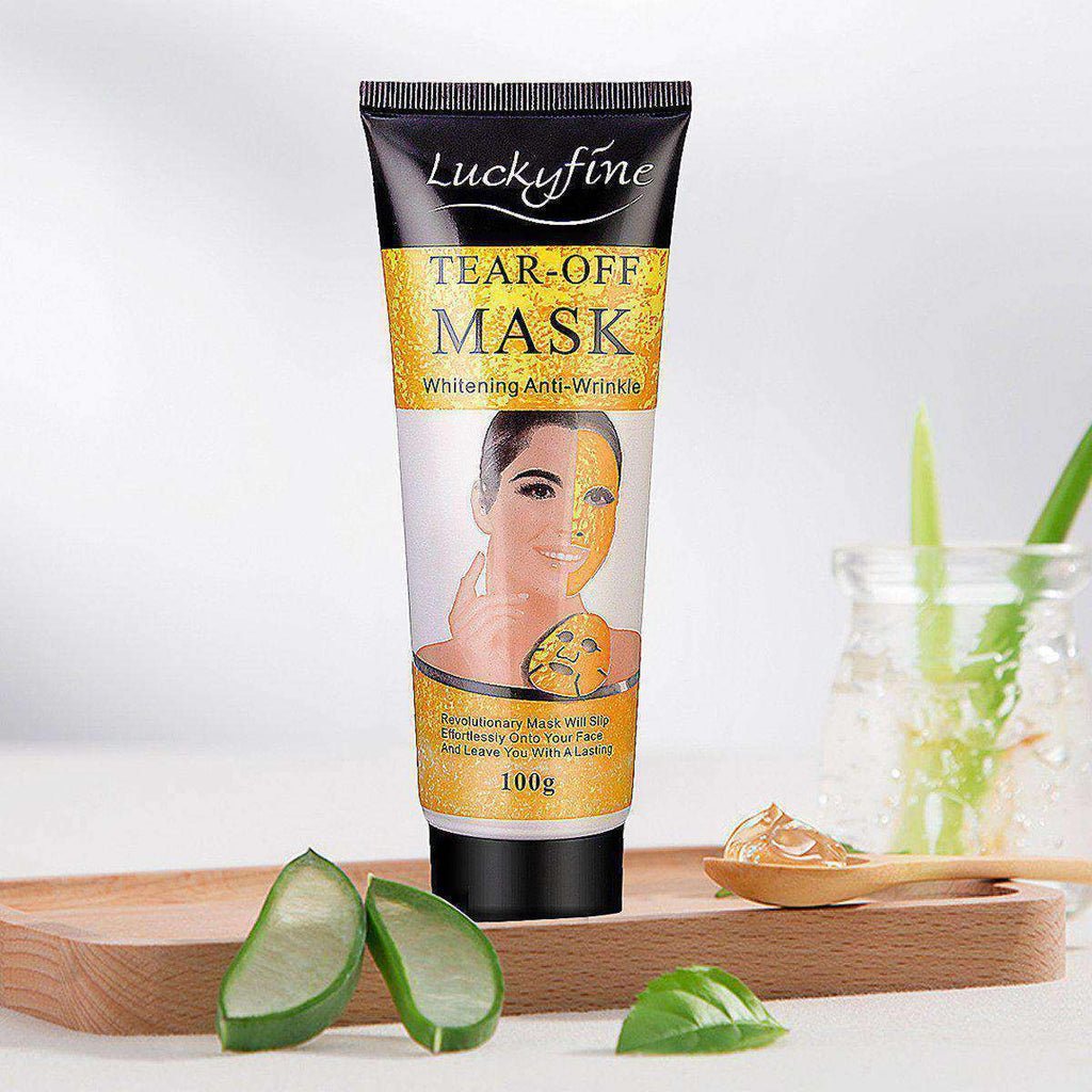 Gold Collagen Mask-1-Luckyfine