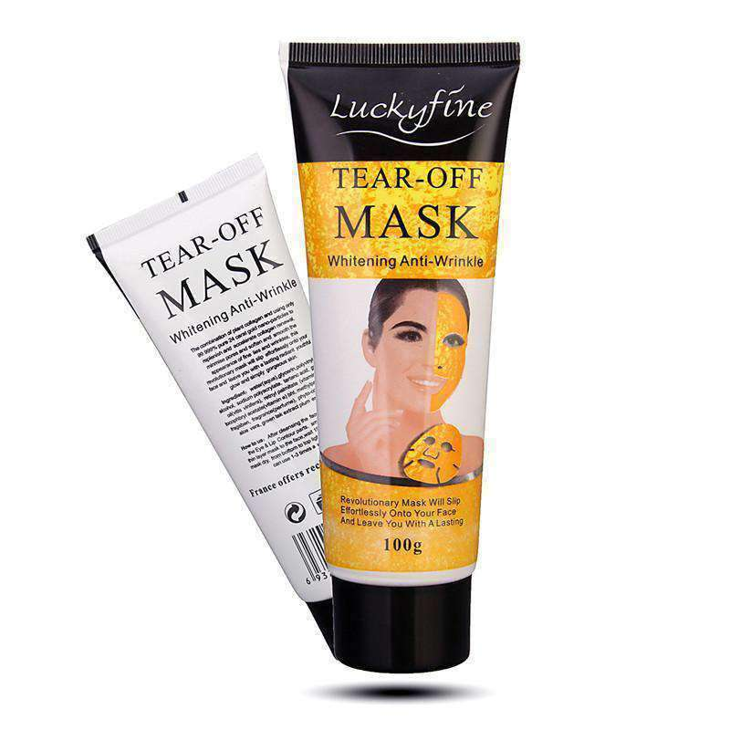 Gold Collagen Mask-4-Luckyfine