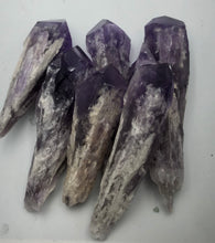 Load image into Gallery viewer, Brazilian Elestial Amethyst Point | Earthfound.co.uk