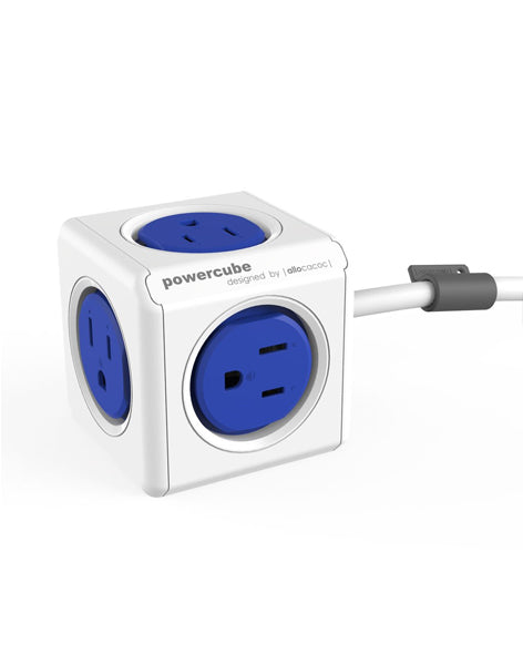 PowerCube Extended - World's 1st Cubic-Shaped Power Strip