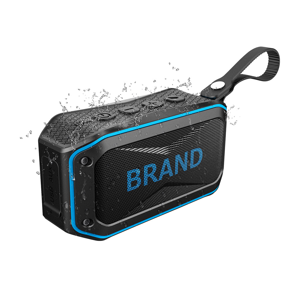 E7 Portable water proof Outdoor bluetooth speaker
