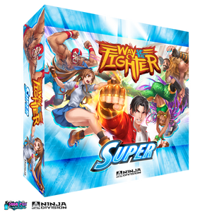 Way of the Fighter: Super Box - Ninja Division