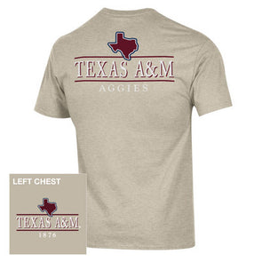 Texas A&M Aggies Champion Jersey T Shirt