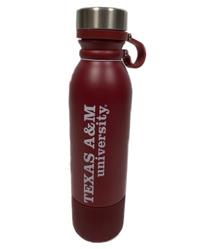 Nordic Texas A&M 24oz Maroon Insulated Steel Bottle