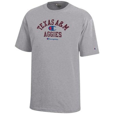 Texas A&M Champion Youth Jersey TShirt