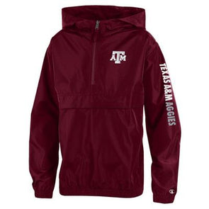 Texas A&M Champion Youth Packable Jacket