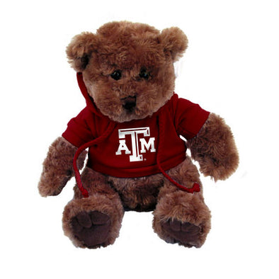 Texas A&M Traditional Bear with Hoodie