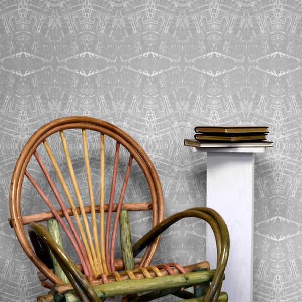 Byzantine <br> Nanci & Allen Einstein - Trendy Custom Wallpaper | Contemporary Wallpaper Designs | The Detroit Wallpaper Co.