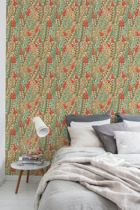 Floral Wallpaper - Chinoiserie Wallpaper