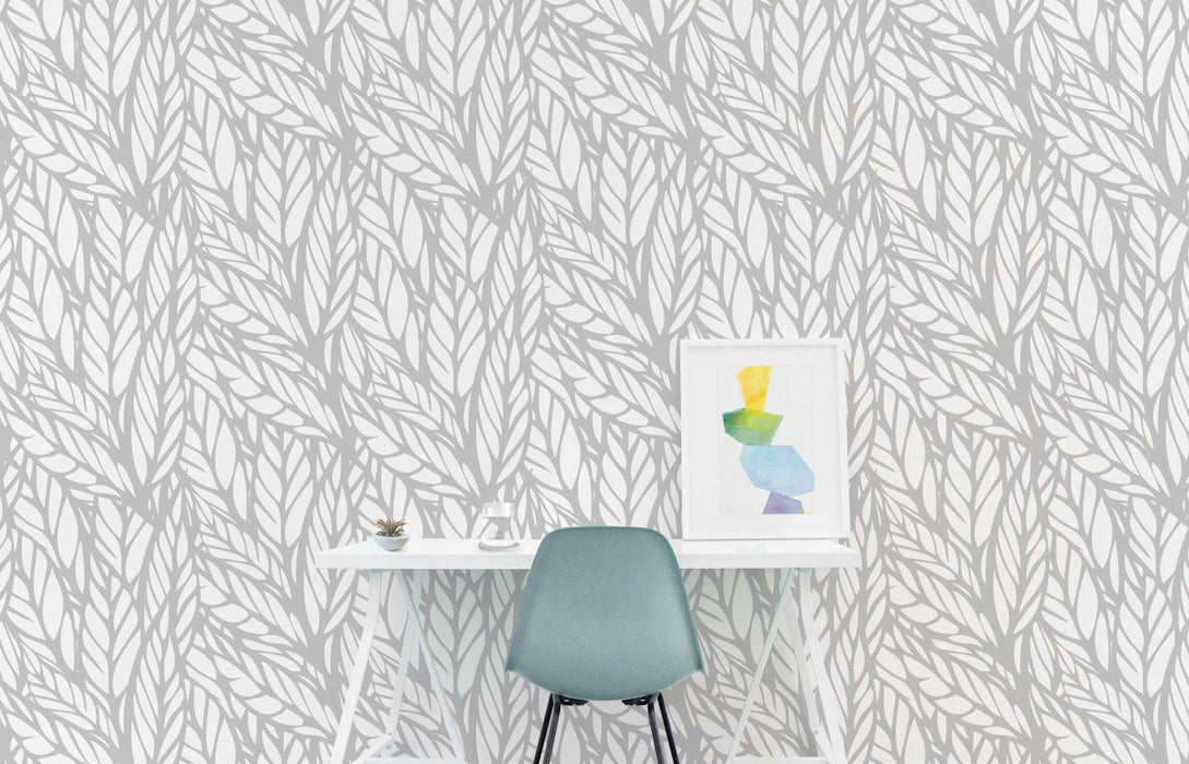 Scandinavian Wallpaper - Removable Wallpaper