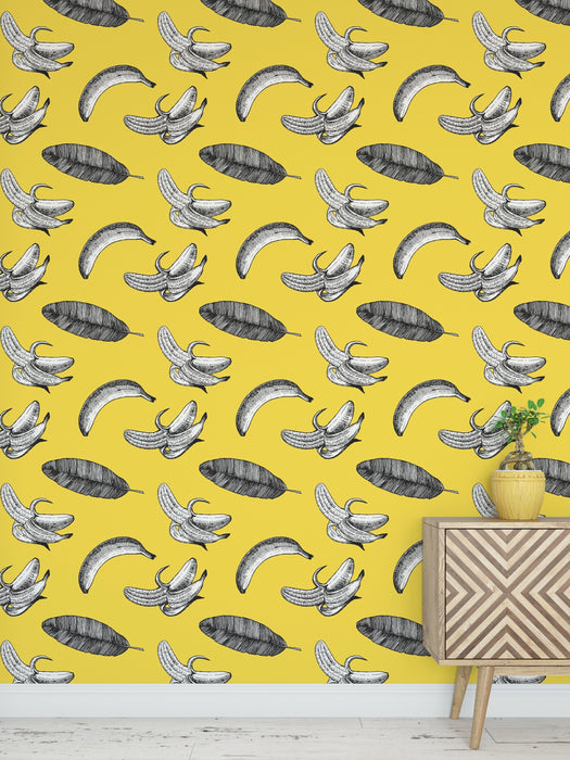 Tropical Wallpaper - Banana Wallpaper