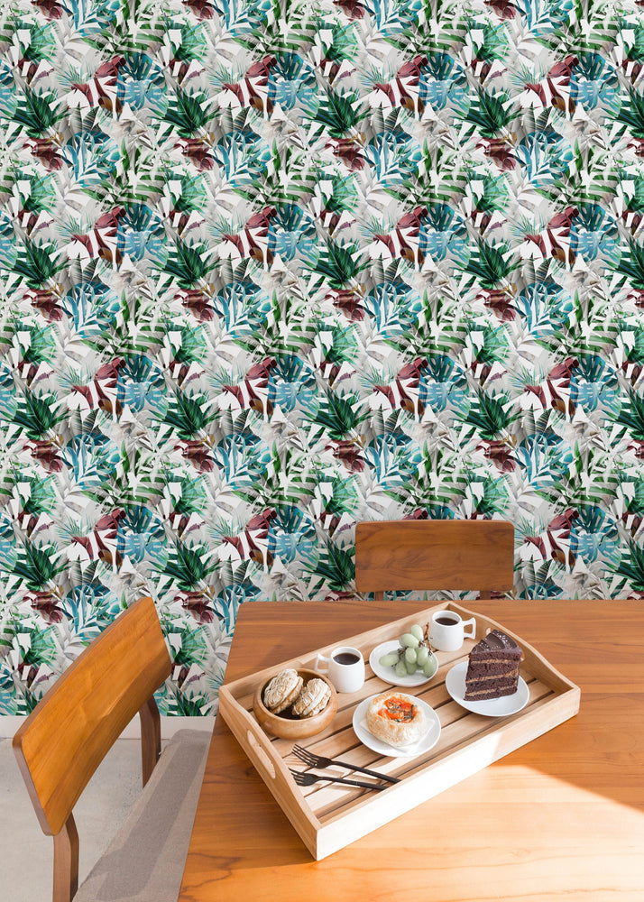 Tropical Wallpaper - Tropical Removable Wallpaper