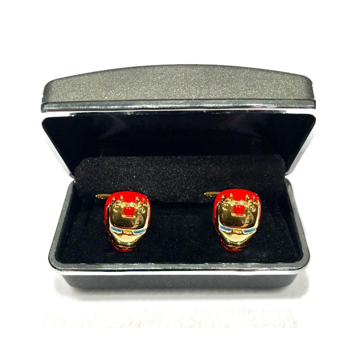Iron Man logo Cufflinks