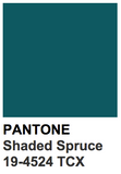 BAMBOO Stretch Jersey Fabric Teal - Kinderel Bamboo Fabrics