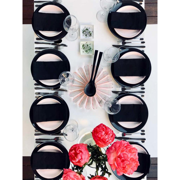 TABLE SETTING - Classic Dinner for 8