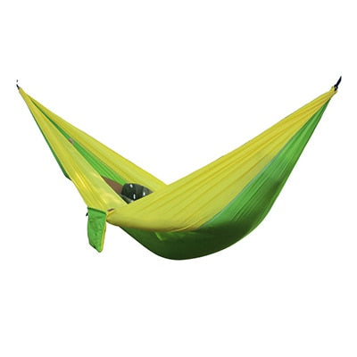 Single Person Travel Hammock- Multiple Color Options