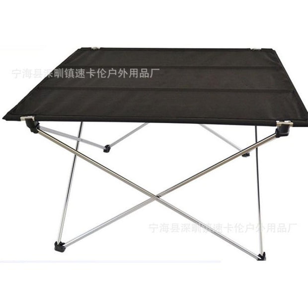 Aluminum Portable Camp Table - The Modern Travelers Store